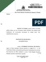 Liminar Estado Da Bahia 1