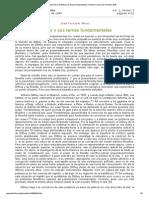 José Ferrater Mora, Dilthey y sus temas fundamentales, Revista Cubana de Filosofía 1949