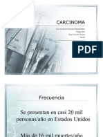 Carcinoma Del Sistema Hepatobiliar Peggy Jum Prof. Lisa de Gracia
