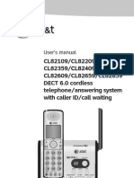 AT&T Telephone Cl82309 Manual i5
