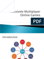 Massively Multi Player Online Games