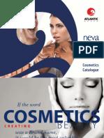 Neva AG Cosmetics Portfolio  Presentation 2014