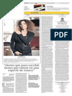 Leila El Comercio