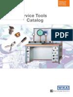 WIK.calibration ServiceTools Catalogue