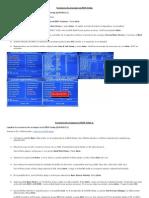 Secuencia de Arranque en BIOS Setup