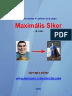 MaximalisSiker-11-Gery Az NLP Hasznalata