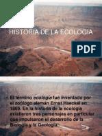 Histori Adela Ecolog i A