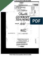 AAF Flexible Gunnery History (1917-45)
