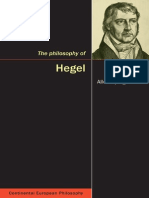 Allen Speight the Philosophy of Hegel Continental European Philosophy 2008