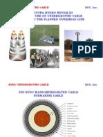 BPC- 013 HVDC Underground Cable, Graham Lawson