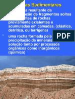 Ch08 Rochas SedimentaresMau