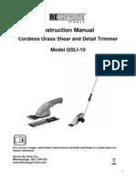 Gsli 10 Manual