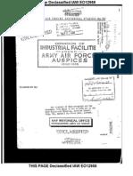 AAF Industrial Facilities History (1940-45)