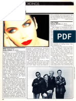 "Record review - Annie Lennox, ""Diva"""