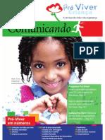 Pro Viver Criança - Jornal Comunicando 3