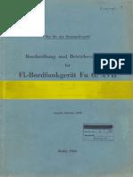 German Radio Manual