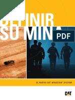 Cat MineStar System