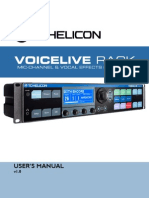 VoiceLive Rack Users Manual 1-0 Eng