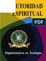 Autoridad Espiritual Manual Universidad 2
