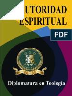 Autoridad Espiritual Manual Universidad 2