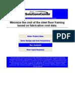 Parametric Bay Studies V4_0 (AISC)