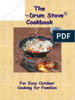 Flour-Drum Stove Cookbook