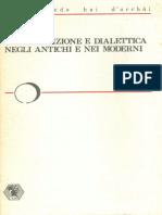 Berti Contraddizione e Dialettica Negli Antichi e Nei Moderni