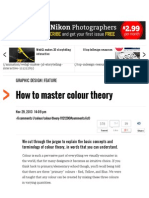 How to Master Colour Theory _ Graphic Design _ Creative Bloq