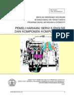 Pemeliharaan Servis Engine Dan Komponennya