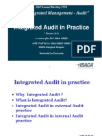 Integrated Audit 2011 ppt