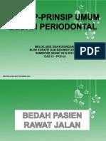Prinsip-prnsip Bedah Periodontal
