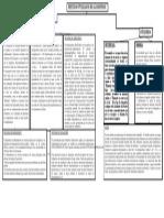 Mapa Conceptual de Los Metodos de Ordenamiento y Busqueda