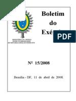 Índices TAF be15-08
