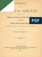 Diario de la Goleta Ancud