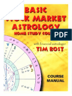 Stock Market Astrology