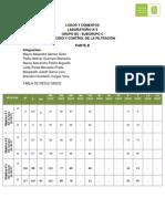 Practica 3b -Grupo b5 Propiedades de Flujo y Densidad de Lodos