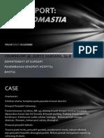 Case Report Pajar Gynecomastia