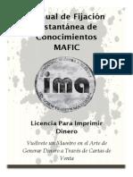 MAFIC Licencia Para Imprimir Dinero