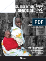 Connect, Take Action, End The Genocide (2007)