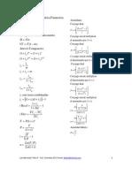 Formulas de Matemática Financiera 2012