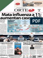 Periódico Norte edición impresa día 2 de febrero 2014