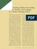 The teaching tool box