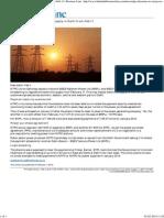 NTPC Threatens to Cut Power Supply in Delhi