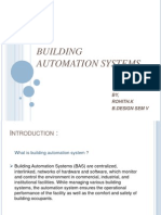 Buliding Automation Systems