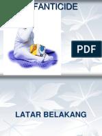 Infanticide kedokteran forensik
