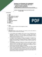 Guía protocolo investigación MCB