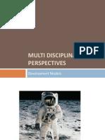 3165839 Multi Disciplinary Perspectives - Developmental Models 12