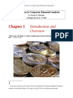 Finance. Chapter 1