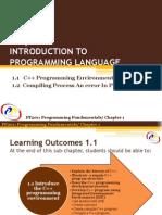 1.FP201-1.Intro to C++Programming