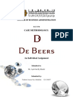 CASE METHODOLOGY - De Beers